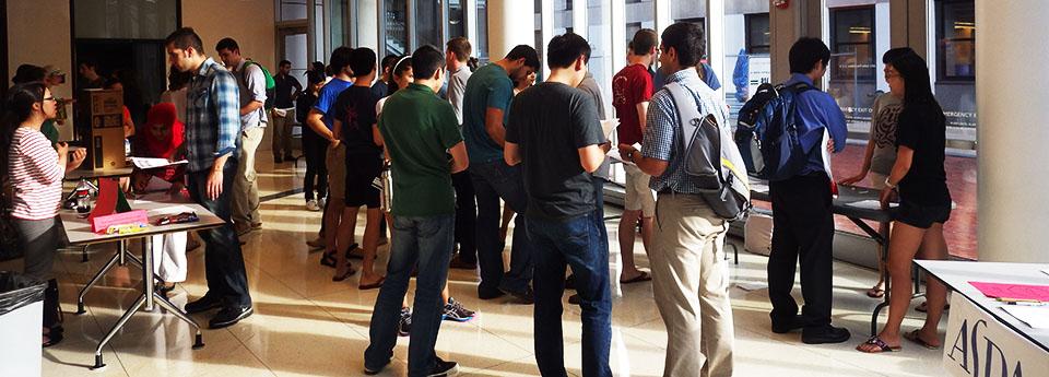 Student Interest Group Fair