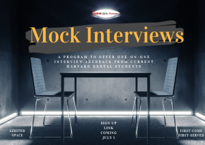Announcing: ASDA Mock Interview Program!