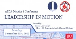You're Invited to the 2013 District 1 Leadership Conference!